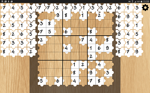 Sudoku app free game for Android